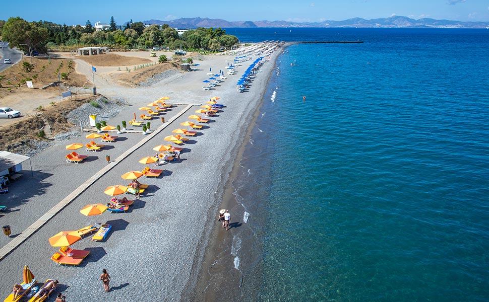 Psalidi beach - Kos Island