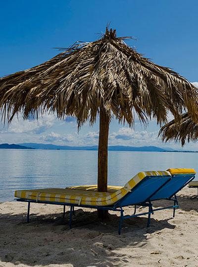 Παραλία Τιγκάκι - νησος Κως