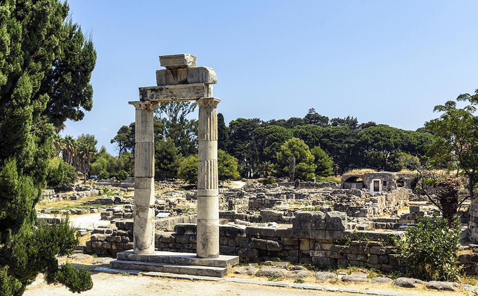 Altar Dionysous of Kos
