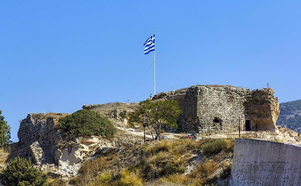 Κάστρο Κεφάλου - Κως