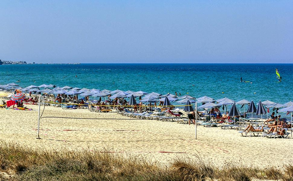 Παραλία Μαστιχαρι Κως