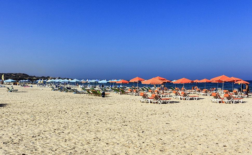 Μαστιχάρι παραλία