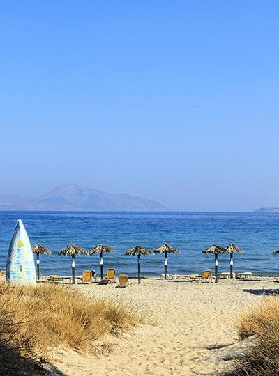 Παραλία Μαστιχάρι - Κως