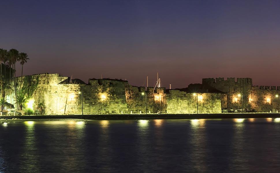 Κάστρο Νερατζιάς Κως