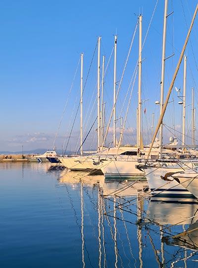 Kos Marina - Private vessel