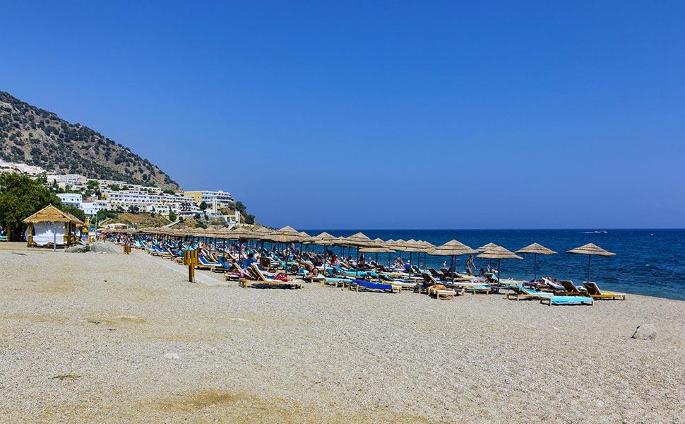Κardamena beach- Kos Island