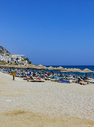 Kardamena beach - Kos island