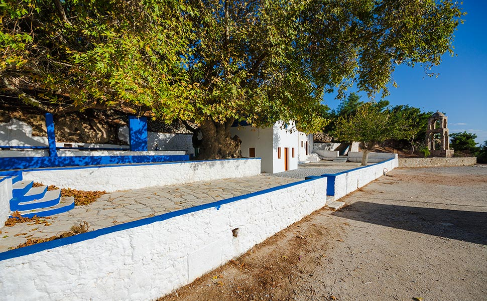 Church Ag.Ioannis in Kefalos - kos Island