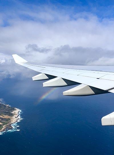 Μετάβαση στην Κω με αεροπλάνο