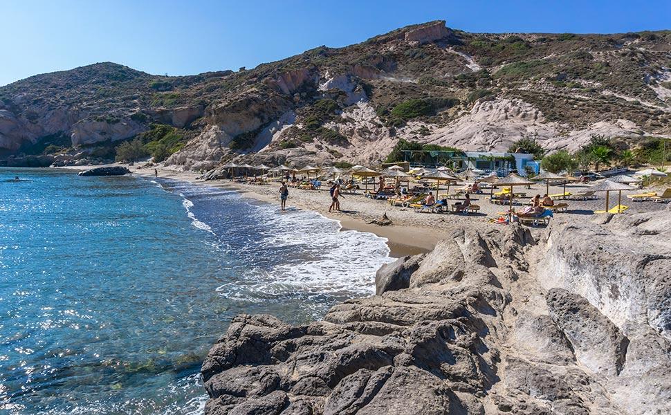 Camel beach in Kefalos - Kos Island