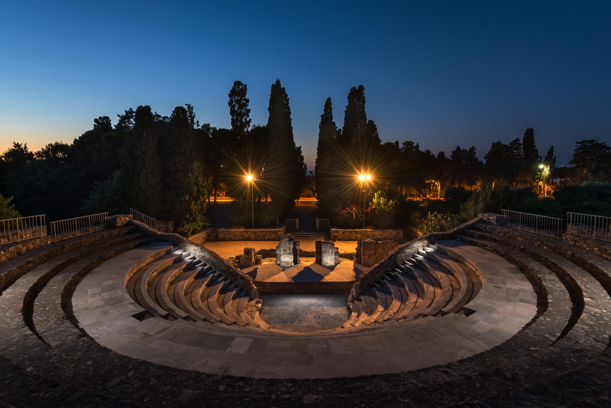The Roman Odeon - Historical Landmark in Kos