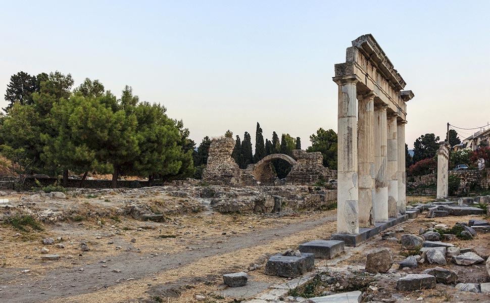 Western archeological zone - Kos Island