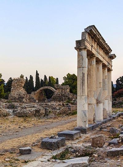 Δυτική αρχαιολογική ζώνη Κως