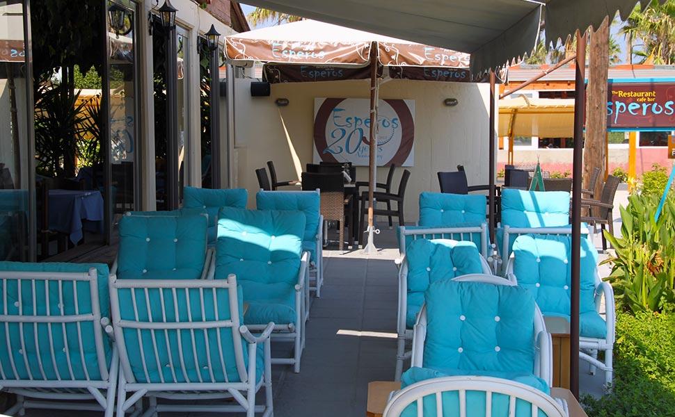 Esperos restaurant Tigaki