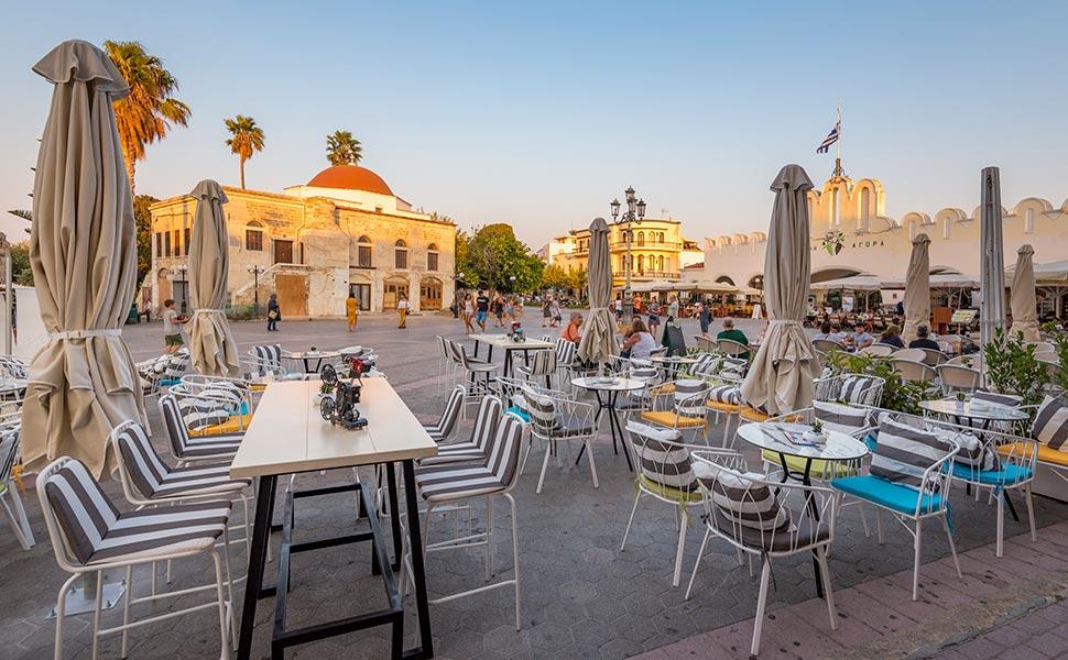 Freedom Square, Kos