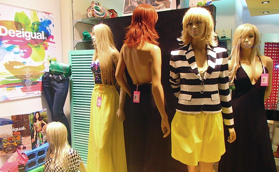 Think Pink Kos shopping