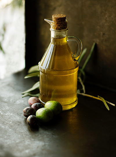 Olive oil - Local products of Kos
