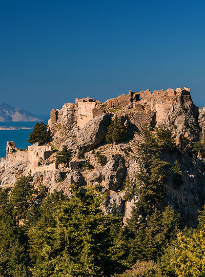 Paleo Pyli Fortress