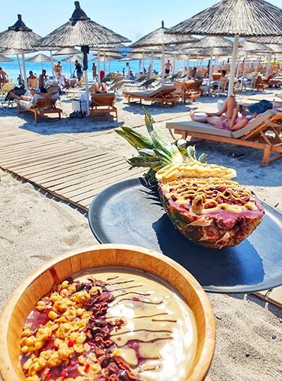 Alibaba παραλιακό μπαρ στην ακτή Ζουρούδη, Κως