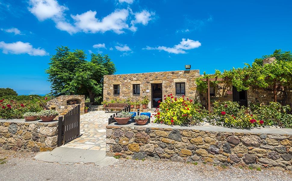 Traditional House of Antimachia Kos