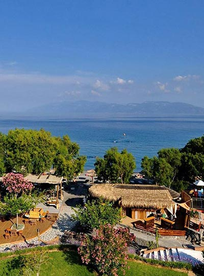 Beach Bar Agios Fokas - Kos island