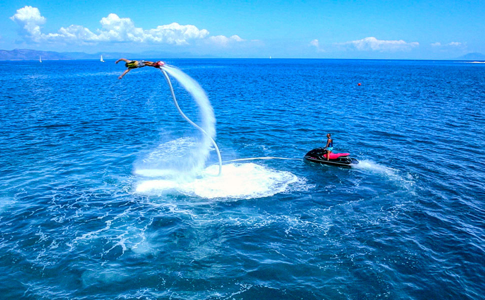 Flyboard - Water Jet pack