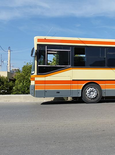 kos bus schedules to villages -KTEL KOS