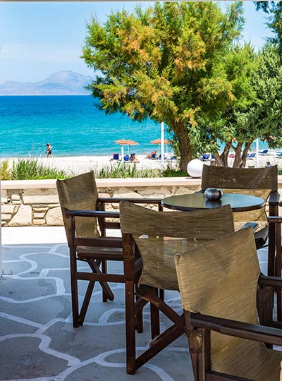 Bravo beach bar - Mastichari - Kos