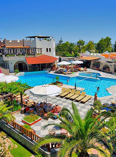Gaia Garden Hotel in Lambi - Kos Greece