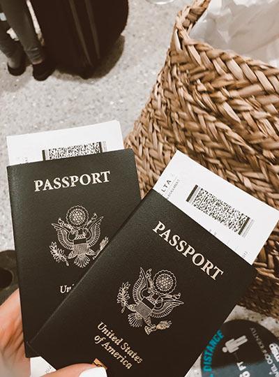 Βίζα και διαβατήριο,Κως