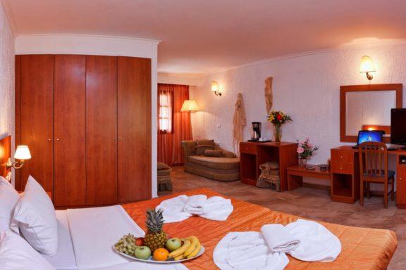Double Deluxe Room - Gaia Garden Hotel