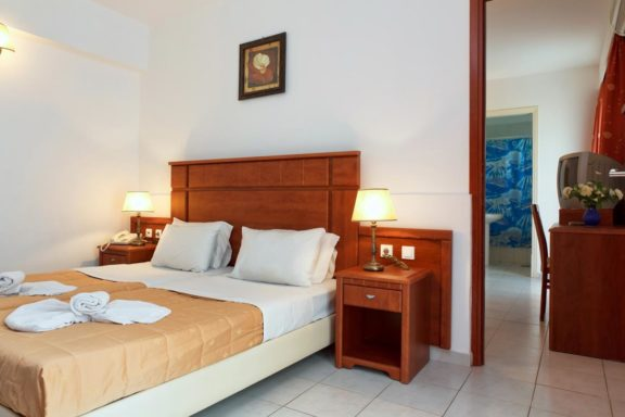 Family Room - Gaia Garden Hotel