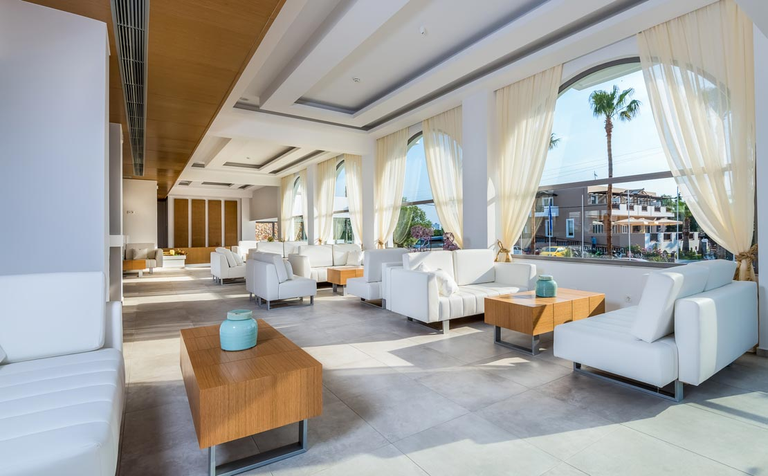 Gaia In Style Ξενοδοχείο, Αίθουσα Υποδοχής
