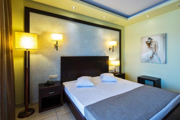 Single room Gaia Palace Hotel