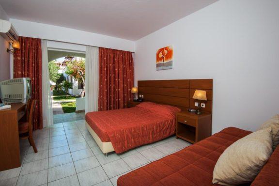 Ξενοδοχείο Gaia Village Τιγκάκι Κως