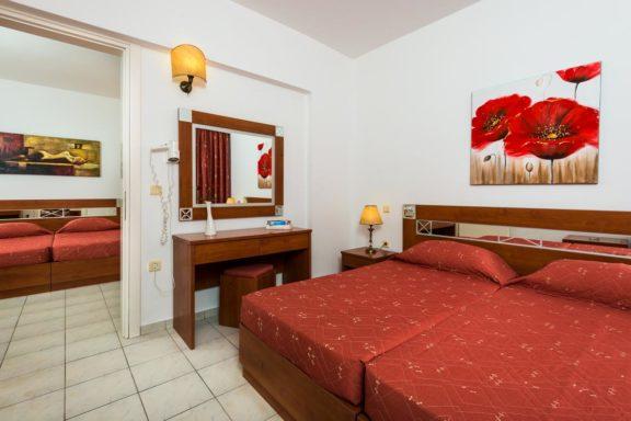 Ξενοδοχείο Gaia Village, Τιγκάκι. Κως