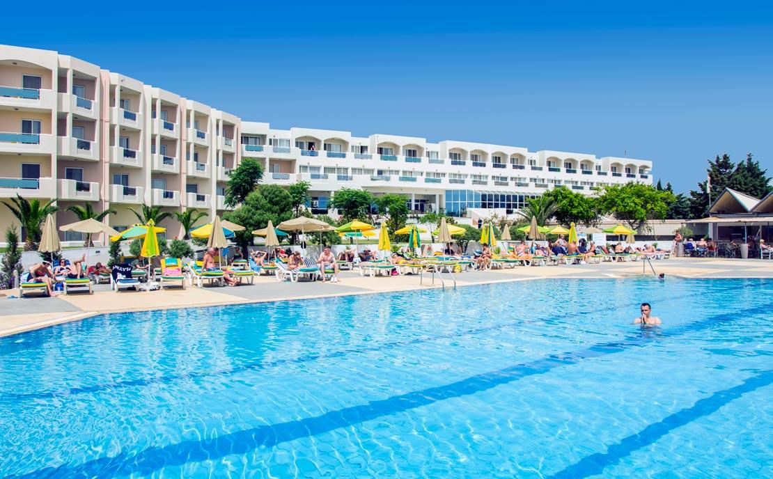 Sovereign Beach Hotel Pool